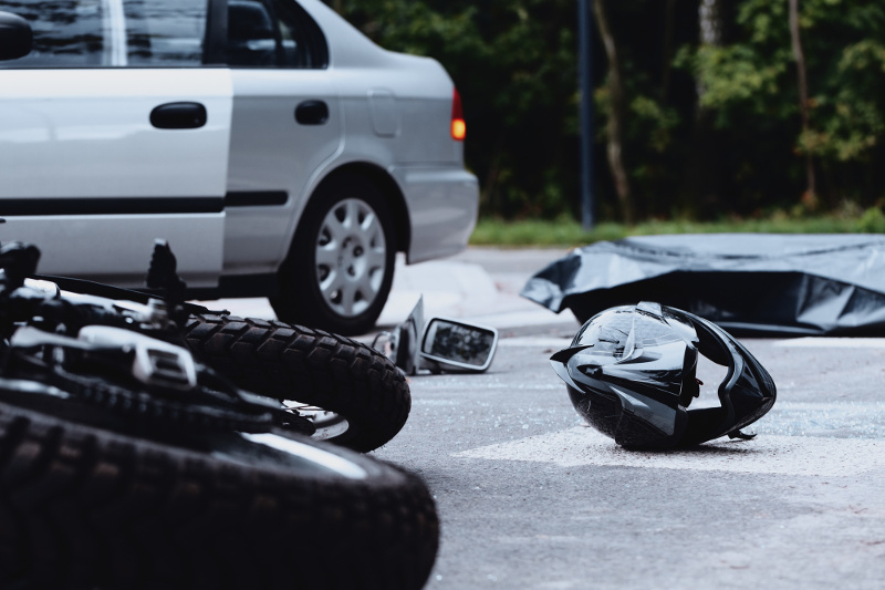 Sustained Motorcycle Accident Injuries?